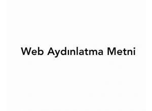 web-aydinlatma-metni